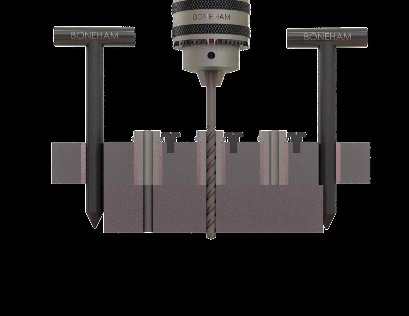 Alignment Pins T Pins Boneham Usa The Home Of Drill