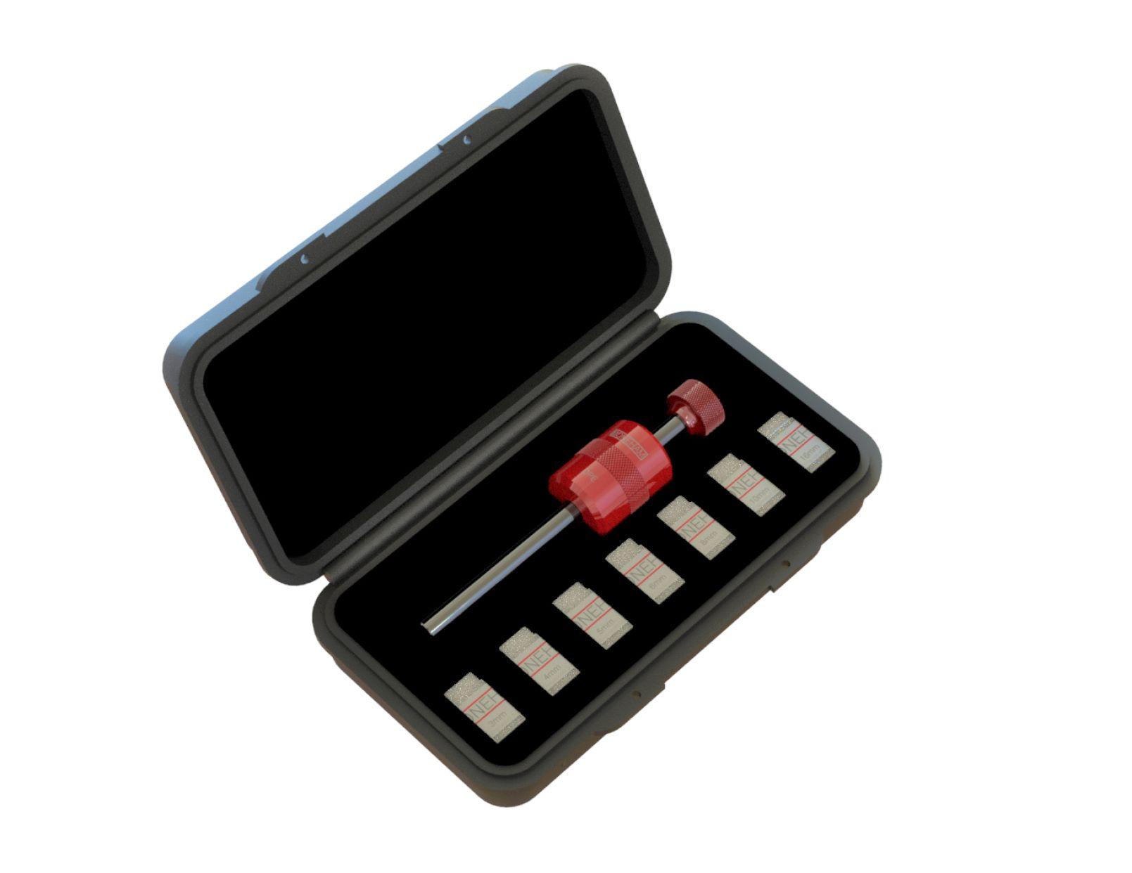 Dowel Pin Puller Kit Boneham Usa The Home Of Drill